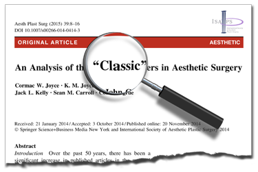 Aesthetic surgery article smaller